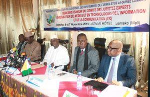Régulation des médias et TIC dans l'UEMOA et en Guinée : Les recommandations de Bamako