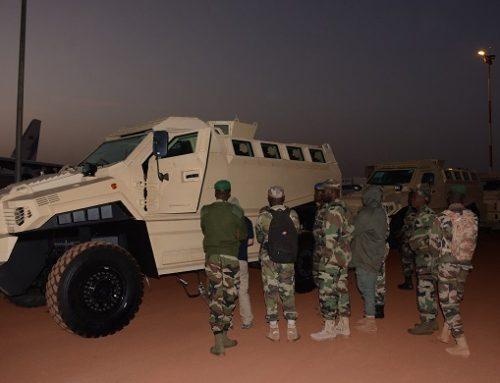 Défense: Des blindés pour les Forces armées maliennes