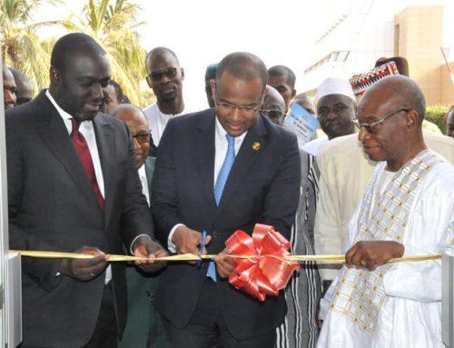 Le PM lance la 6ème édition du salon de l´Habitat de Bamako