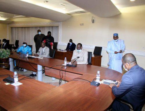 Situation socio-politique au Mali: Le Haut conseil des Maliens de l'extérieur chez le Premier ministre