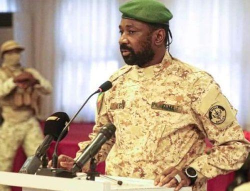 Adresse du Chef de l'Etat, le Colonel Assimi GOITA à la nation à l'occasion du 61ème anniversaire du 22 septembre