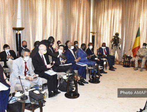 L'ONU à Bamako: Maintenir le cap